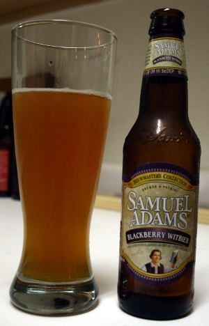 A fruity wheat beer with an awesome aroma and decent flavor. Overall a 7/10.