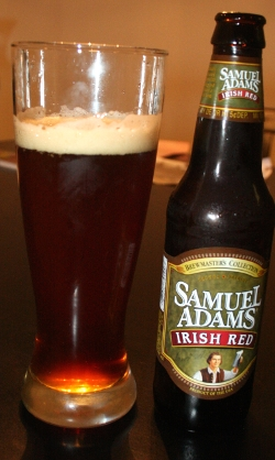This Irish Red doesn't have any major flaws, it's just very mellow. Overall a 6/10.