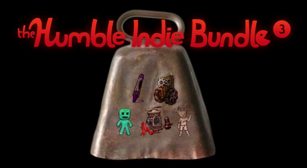 Humble Indie Bundle 3 Logo